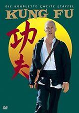 Kung Fu Staffel 2 NEU OVP 8 DVDs David Carradine