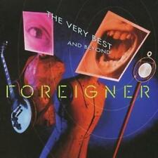 Foreigner : The Very Best...and Beyond CD (1992) ***NEW***