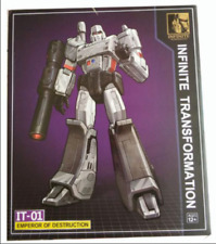 Transformers IT-01 gun power infinite deformation robot alloy toy