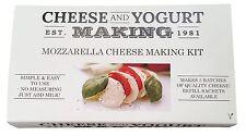 KIT per fare il formaggio mozzarella