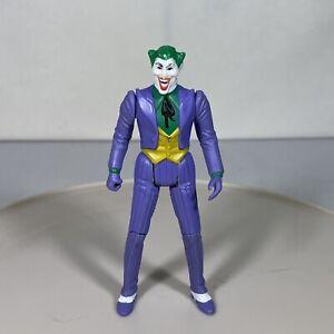 THE JOKER Super Powers Vintage DC Kenner Power Action Figure 1984 Works!