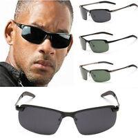 Modern Mens Polarized Lens Driving Outdoor Sports Sunglasses Eyewear Glasses FS