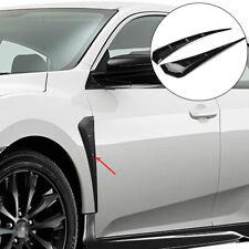For Honda Civic 2016-2020 3D Car Wheel Fender Emblem Sticker Side Moulding Decor