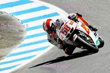 Marco SIMONCELLI SAN CARLO HONDA GRESINI MOTO GP USA 2010 fotografia 2