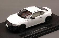 Toyota 86 RC White 1:43 Model 44885 EBBRO