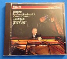 BEETHOVEN Piano Concerto No. 5 - ARRAU - Philips W.Germany cd