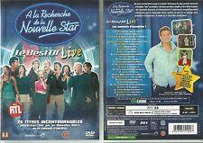 DVD - A LA RECHERCHE DE LA NOUVELLE STAR : Le meilleur de NOUVELLE STAR EN LIVE
