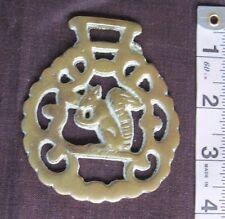 Vtg./Antique Horse Brass/Squirrel