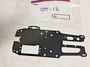 Kyosho OT-12 Radio Plate Upper Deck Optima Turbo Mid Genuine OEM VTG Used Rare