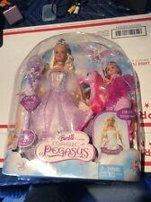 Barbie and the Magic of Pegasus - Barbie as Princess Annika doll, 2005 NIB RARE