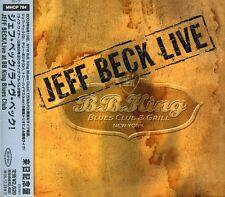 Jeff Beck - Live at BB King Blues Club [New CD] Japan - Import