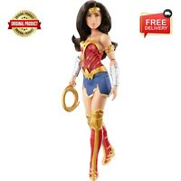 Wonder Woman 1984 Wonder Woman Doll 12in with Superhero Fashion and Accessories