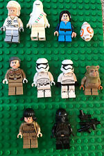 Lego Star Wars Minifigures Bundle All Genuine Great !!!!!