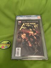 Marvel Comics CGC 9.8 The New Avengers #31 Elektra Revealed Skrull August 2007