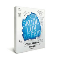 BTS BANGTAN BOYS Re-release Skool Luv Affair Special Edition + Tracking number