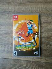 Windjammers Limited Run Games #22 (Best Buy Version) Nintendo Switch
