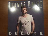Thomas Rhett SIGNED Autographed TANGLED UP DELUXE VINYL LP BRAND NEW