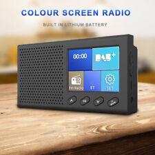 Portable LCD DAB/DAB+ Digital Radio Receiver Car bluetooth MP3 Music Player