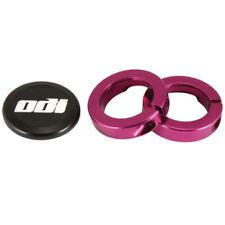 ODI Lock Jaw Alloy Grip Clamps Purple