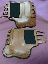 Open Splint Boots, Leather, Dover Brand