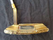 Putter Golf Williams FW32 Gold 14B