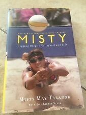 Misty May-Treanor Autobiography US Olympic Gold Medal Volleyball - SIGNED!
