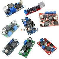 LM2596 LM2596HV LM2596HVS XL6009 Buck Step Up/ Down Power Converter Voltmeter
