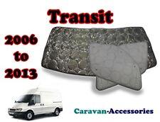 Intérieur cabine thermique écran isolé Ford Transit 2000 - 2013 Camper Camping-car