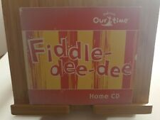 childrens 2 CD toddlers EDUCATIONAL kindermusik FIDDLE DEE DEE Vol1+2 *57 SONGS*