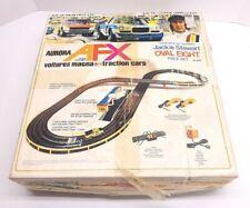 AURORA AFX Slot Car Jackie Stewart Challenge Race Tracks Sets