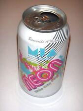 Neon White IPA - MIA Beer Co., Doral, Florida - Empty 12oz Beer Can Collectible