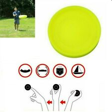 Mini Frisbee Pocket Flying Disc Flexible Finger Spin Catching Game Throwing Toys