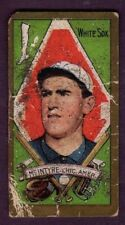 1911 T205 Matty McIntyre Chicago American (White Sox) Piedmont 400 Factory 25
