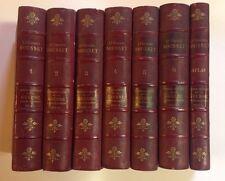 HISTOIRE GENERALE GUERRE 1870-71 tomes 1 à 6 ATLAS Lt colonel Rousset TALLANDIER