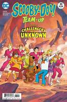 SCOOBY-DOO TEAM-UP #30  DC COMICS 1ST PRINT COVER A CHALLENGERS UNKNOWN