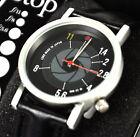 F Chronomètre - Rétro SLR Caméra Montre-bracelet