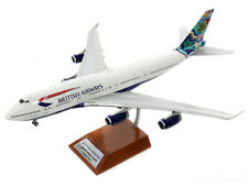 J-Fox Models 1:200 British Airways Boeing B747-400 'Nalanji Dreaming' G-BNLN