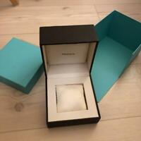 Tiffany&Co Empty Watch Case with Blue Box Free Ship