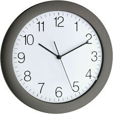 Wall Clock Tfa 60.3038.20 Silent Sweep Movement 300 Mm Office Schlafzimmeruhr