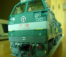 Orangutan (Xing Xing) China Brass HXN5 Diesel Locomotive (Prototype: AC6000CW)