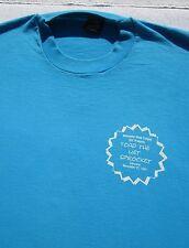 Toad the Wet Sprocket 1997 concert Staff size Xl T-Shirt vtg vintage rare! crew