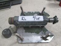 Antenna Adapter, 80063SOCNA3004947, for AB-1386/U Telescoping Mast, Used