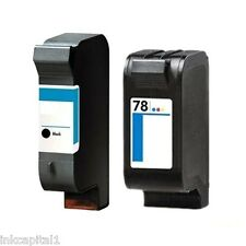 No 15 & 78 Ink Cartridges Non-OEM Alternative With HP V40xi, V45