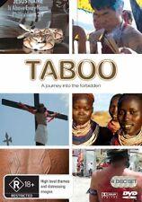 Taboo  - Complete Series (DVD, 2008, 4-Disc Set) - Region 4