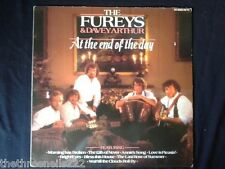 VINYL LP - AT THE END OF THE DAY - THE FUREYS & DAVEY ARTHUR - ONE1310