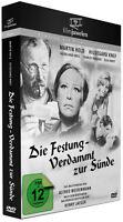 Die Festung - Verdammt zur Sünde - Martin Held, Hildegard Knef - Filmjuwelen DVD