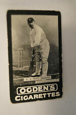 1901 -Vintage -Ogden's -Series A -TAB Cricket Card - K.J. Key - Surrey.