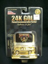 Racing Champions 24 Karet Gold Limited Edition Nascar.