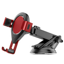 Windshield Suction Gravity Car Mount Holder Cradle Bracket Stand for Phone GPS