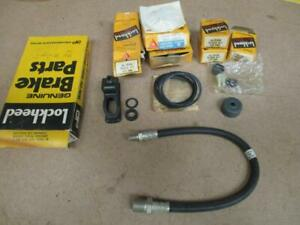 MG Midget Minx NOS Lockheed Brake Parts
